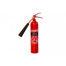 Aluminium Alloy 2kg CO2 Fire Extinguisher (Safequip)